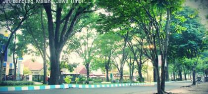 Jalan Bandung, Malang, Jawa Timur