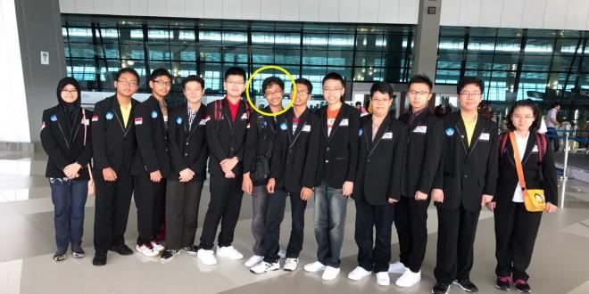 Arkananta Siswa Madrasah dan Anggota Tim Indonesia IJSO 2016  yang Siap Bersaing dengan Peserta dari 47 Negara
