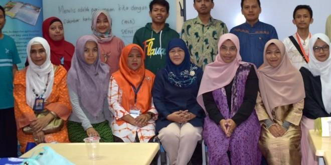 Guru MTsN 1 Kota Malang Ikuti Seminar Festival Sains dan Budaya 2019