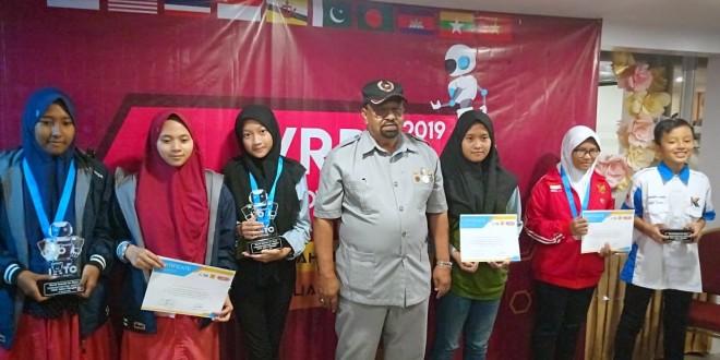 Siswa MTsN 1 Kota Malang Raih Dua Juara Internasional Robotik