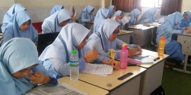 Ratusan Siswa MTsN 1 Kota Malang ikuti Lomba Teks Ulasan