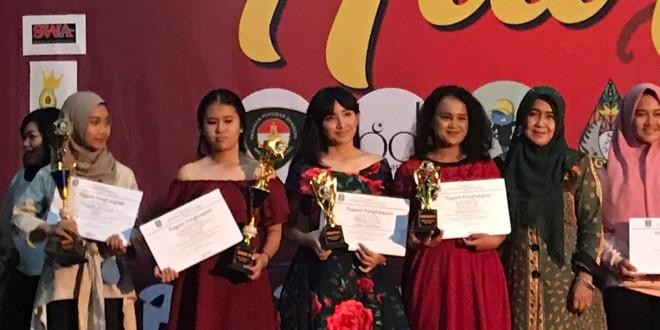 Siswi MTsN 1 Kota Malang Raih Juara 1 Lomba Solo Vokal Se-Jawa Timur