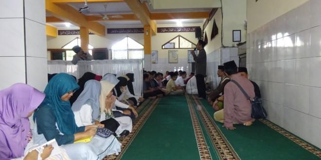 Perdalam Agama di Pesantren Ramadan MTsN 1 Kota Malang