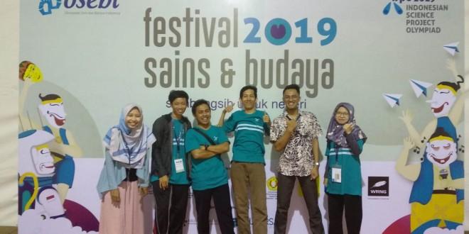 KIR MTsN 1 Kota Malang Dapatkan 3 Juara Nasional di Awal 2019