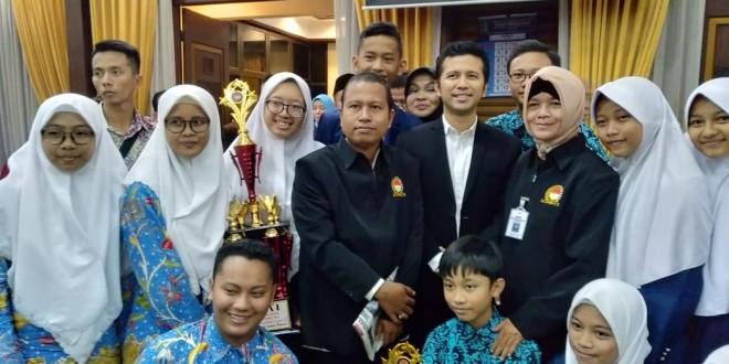 Siswa MTsN 1 Kota Malang Raih Juara 1 Lomba KIR Tingkat Jawa Timur