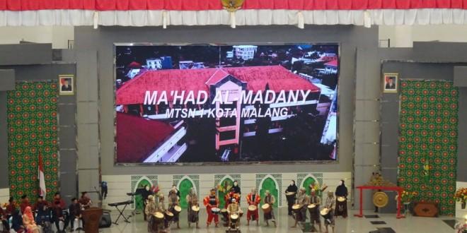 Jimbe Matsanewa Semarakkan Pembukaan KSM Jawa Timur