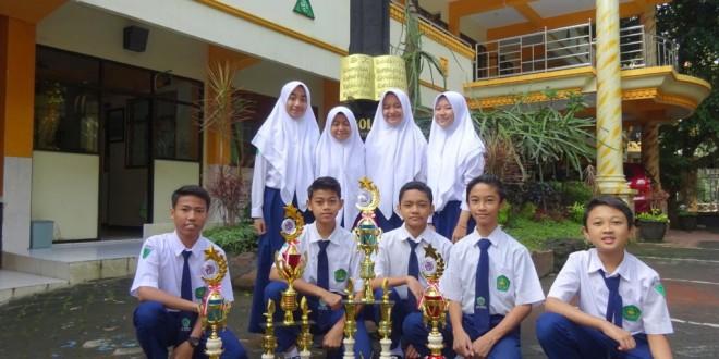 Tim Matsanewa Raih Empat Piala Kompetisi Pramuka Se-Malang Raya