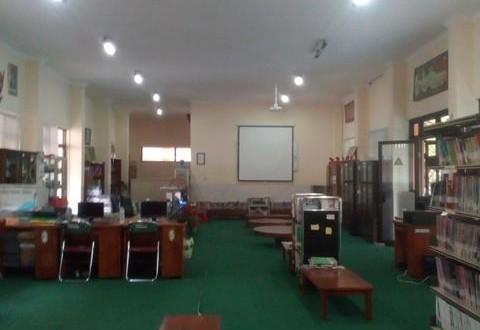 Perpustakaan MTsN 1 Kota Malang