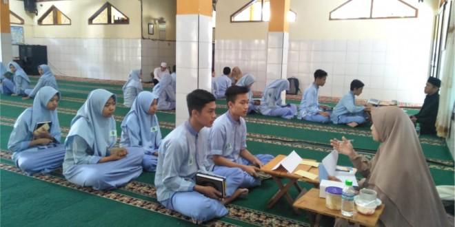 Munaqosyah Pembelajaran Al-Qur'an Metode Ummi di MTsN 1 Kota Malang