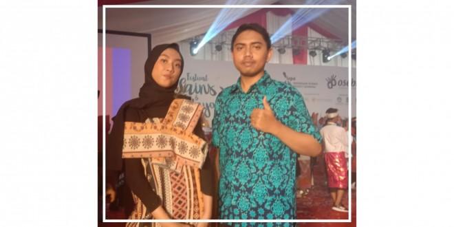 Siswi MTsN 1 Kota Malang Tampil di Puncak Acara Festival Sains dan Budaya 2020