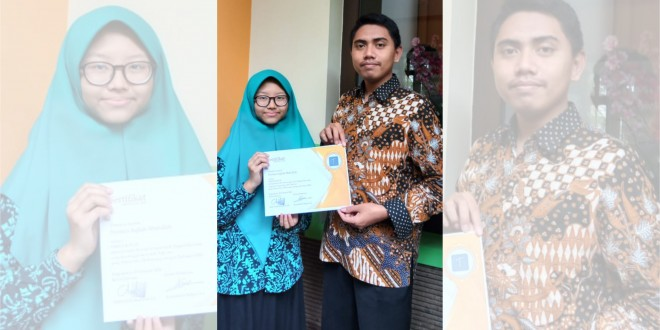 Siswi MTsN 1 Kota Malang Raih Prestasi Nasional Lomba Menulis Cerpen