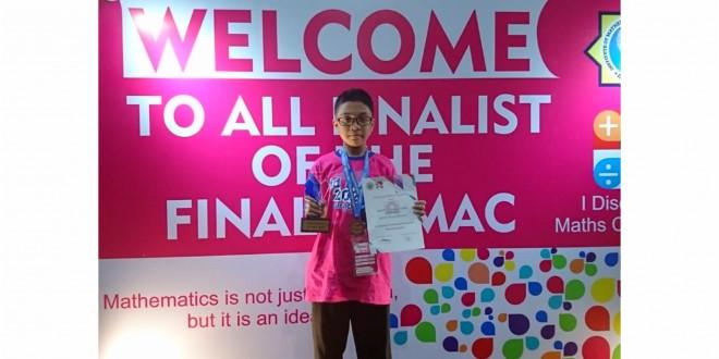 Siswa MTsN 1 Kota Malang Raih Harapan 1 Olimpiade Matematika Tingkat Nasional