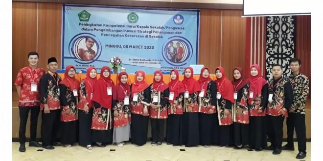 Guru BK MTsN 1 Kota Malang Komitmen Wujudkan Madrasah Ramah Anak