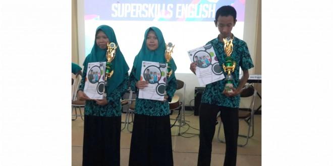 Siswa MTsN 1 Kota Malang Borong Tiga Juara Olimpiade IPS Tingkat Jawa Timur