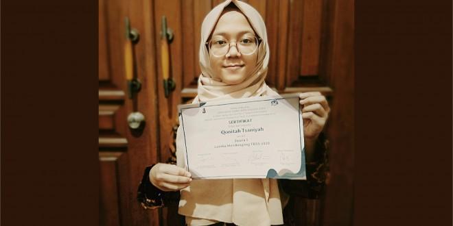 Siswi MTsN 1 Kota Malang Raih Juara 1 Lomba Mendongeng Tingkat Jawa Timur