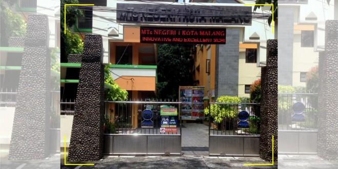 Siswa Belajar di Rumah, MTsN 1 Kota Malang Fasilitasi dengan Pembelajaran Daring