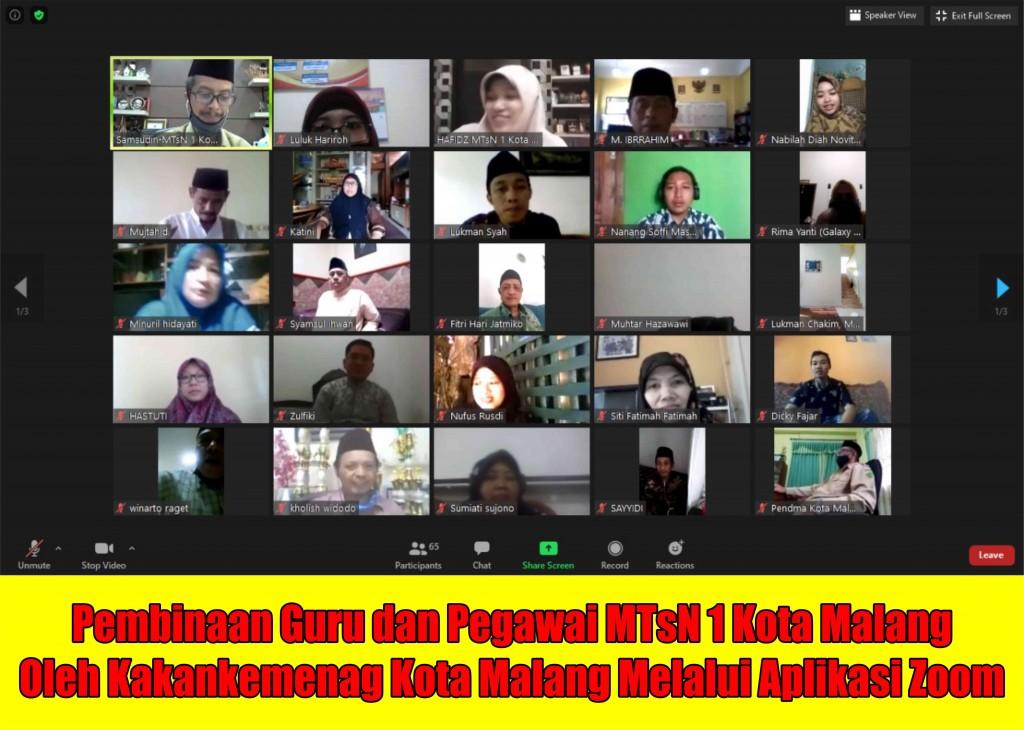 4. Kakanekenag Kota Malang 3
