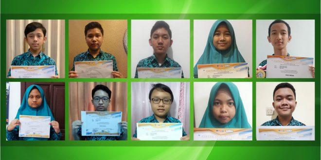 MTsN 1 Kota Malang Sukses Raih 14 Prestasi Tingkat Nasional