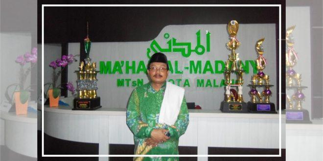 Menjadi Narasumber Webinar Internasional, Ini Cerita Guru MTsN 1 Kota Malang