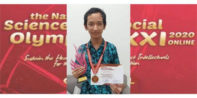 Siswa MTsN 1 Kota Malang Raih Juara 1 Olimpiade IPS Tingkat Nasional