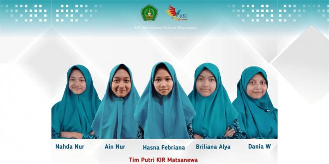 """Mengenal """"DIMITRI"""" Penelitian Siswi MTsN 1 Kota Malang yang Meraih Medali Emas ISIF 2020"""