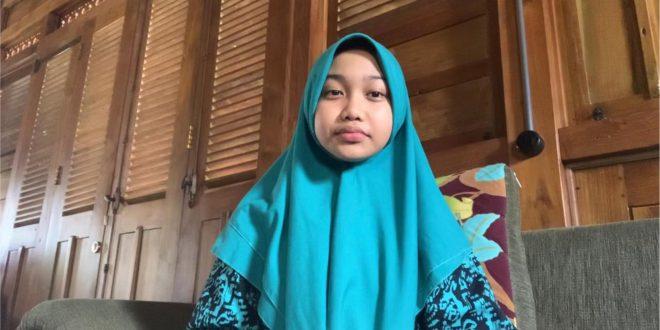 Irin, Siswi MTsN 1 Kota Malang Peraih Juara 2 Pidato Bahasa Inggris