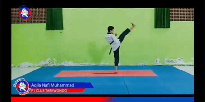 Siswa MTsN 1 Kota Malang Raih Juara 1 Kejuaraan Nasional Taekwondo