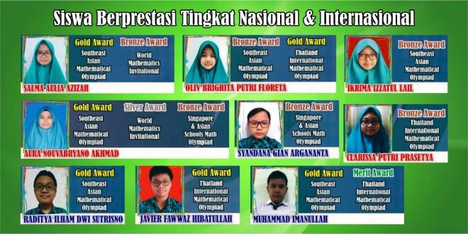Akhiri Semester 1, MTsN 1 Kota Malang Sukses Bukukan 201 Prestasi