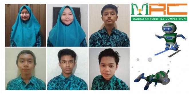 Tiga Tim Matsanewa Menuju Final Madrasah Robotic Competition 2020