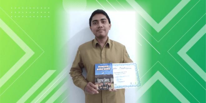 Kisah Guru MTsN 1 Kota Malang Pemenang Kompetisi Blog Tingkat Nasional