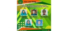 Siswa MTsN 1 Kota Malang Raih Lima prestasi Internasional Bidang Matematika