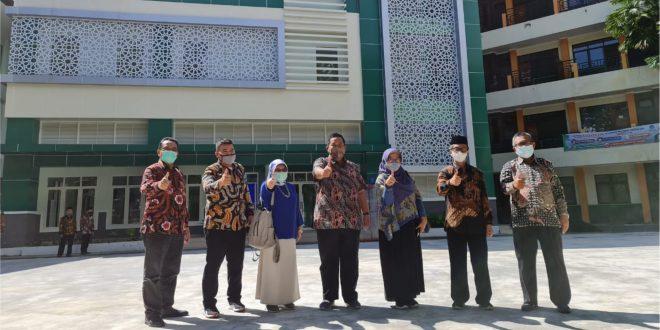 Tim Litbang Kemenag Apresiasi Penggunaan SBSN MTsN 1 Kota Malang