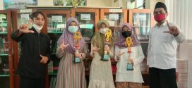 Perpustakaan MTsN 1 Kota Malang Gelar Lomba Resensi Buku 2021