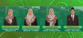 Empat Guru MTsN 1 Kota Malang Lulus Seleksi Fasilitator Provinsi dan Daerah
