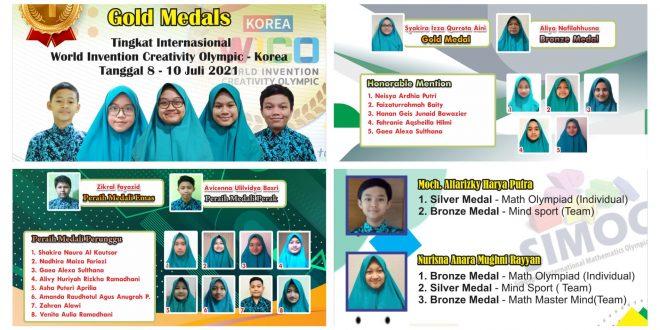 MTsN 1 Kota Malang, 2 Bulan Sukses Catatkan 47 Prestasi